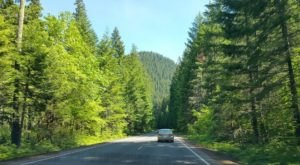 Roll The Windows Down And Take A Drive On The McKenzie Pass-Santiam Pass Scenic Byway In Oregon