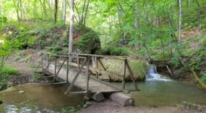 A Trail Full Of Creek Cascade Views By Falls Ridge Preserve Will Lead You To A Waterfall Paradise In Virginia