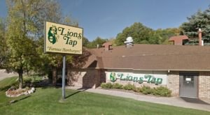 Not Many People Know About The Award-Winning Burgers At Lions Tap, A Little-Known Restaurant In Minnesota