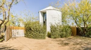This Grain Bin Airbnb In Arizona Is The Ultimate Countryside Getaway