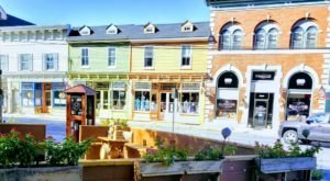 The Charming Town Of Sykesville, Maryland Wins Best Main Street Competition