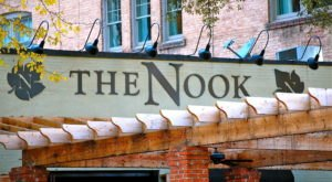 Enjoy Gargantuan And Creative Food & Drink Concoctions At The Nook In Georgia