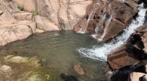 A Short But Beautiful Hike, Hieroglyphic Trail Leads To A Little-Known Waterfall In Arizona