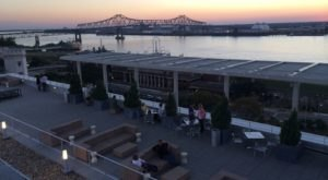 Enjoy The Fresh Air While You Dig Into Delicious Food On These 7 Outdoor Patios At Louisiana Restaurants