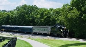 Go For A Socially Distant Ride Through Kentucky's Horse Country With The Bluegrass Railroad Museum