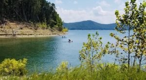 Rent A Kayak For The Day And Float On The Most Beautiful Mountain Lake In Kentucky