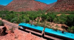 Go For A Socially Distant Ride Through Arizona's Red Rock Country With Verde Canyon Railroad