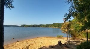 Visit Big Hart Campground, The Charming Family Campground In Georgia Located Lakeside