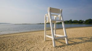 You'll Find One Of Rhode Island's Best Beaches At Warwick City Park