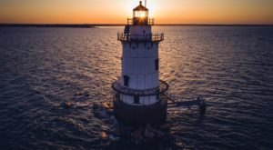 Conimicut Point Park Has Exclusive Views Of One Of Rhode Island's Oldest Lighthouses