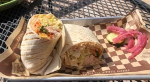 Latitude 59 Wants To Serve You The Best Lunch Wrap You've Ever Had In Alaska
