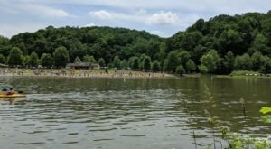 Sink Your Toes In The Sand At Raccoon Creek One Of The Most Pristine And Beautiful Beaches Near Pittsburgh
