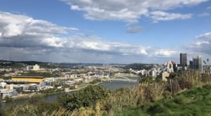 For The Most Breathtaking Views Of Pittsburgh, Head Over To Emerald View Trail