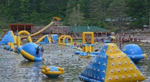 Wonderland Is A Floating Waterpark In West Virginia That's Fun For The Whole Family