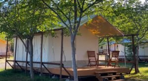 Camp In A Safari Tent By The Russian River When You Plan An Escape To Wildhaven In Northern California