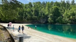 5 Pristine Beaches Throughout Kentucky You've Got To Visit This Summer