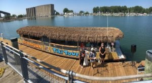 Big Kahuna Tiki Tours Has The Largest Tiki Boat Buffalo Has Ever Seen