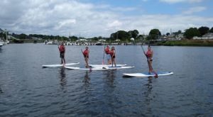 Take An Exciting Kayak Tour With Branford River Paddlesports In Connecticut