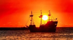 Floridians Can Sail On A Pirate Ship Through Clearwater Beach This Summer
