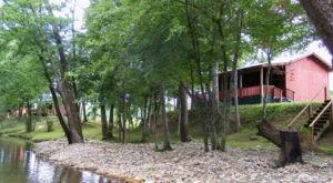 Unwind By Collier Creek And Stay At Living Water Cabins For A Relaxing Arkansas Retreat