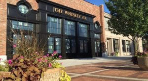 Choose From More Than 200 Whiskey Varieties At The Whiskey Six In Michigan