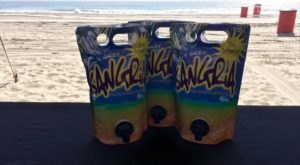Enjoy Delicious Sangria Slushes To Go From Plagido's Winery In New Jersey
