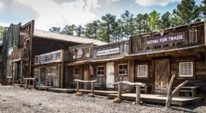 You Can Rent An Entire Wild West Town At Circle M City In North Carolina
