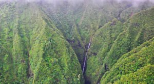 Locals Will Always Remember The Fatal Rockfall That Shuttered One Of Hawaii's Most Beloved Waterfalls