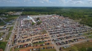 The Biggest And Best Flea Market In South Carolina, Anderson Jockey Lot Is Now Re-Opened
