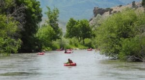 Barefoot Tubing In Utah Is Officially Open And Here's What You Need To Know