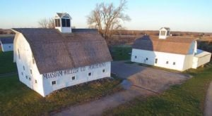 Iowa's Maasdam Barns Are A Timeless Part Of Hawkeye State History
