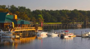 Enjoy Steaks, Seafood, and Sunset Views From The Regatta In Louisiana