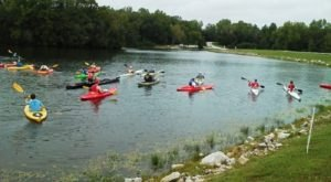 Learn To Kayak At A Free Clinic At One Of These State Parks In Missouri