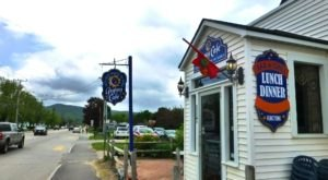 Gypsy Cafe, A Local Favorite, Is A Quirky And Delicious Place To Dine In New Hampshire