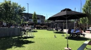 With A Massive Patio And Outdoor Games, Char Bar Is An Awesome Summer Hangout In Missouri