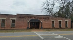 Get Sucked Into The Weird Part Of The Past By Visiting The Unique Rural Telephone Museum In Georgia