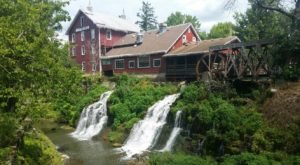 Dine With A View At Clifton Mill, A Delicious Country Restaurant In Ohio