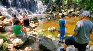 Short And Sweet, This 1.5-Mile Loop Trail In Wisconsin Leads Straight To A Waterfall