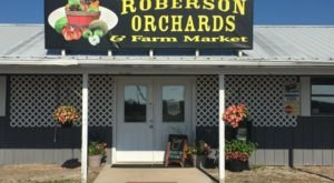 Enjoy A Fresh Farmers Market Any Day Of The Week At Roberson Orchards In Arkansas