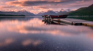 Glacier National Park Was Named The Most Beautiful Place In Montana And We Have To Agree
