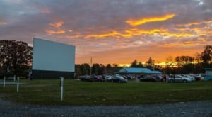 One Of The Best Drive-In Theaters Across America Is Becky's Drive-In Here In Pennsylvania