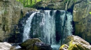 Falling Branch Trail Is A Beginner-Friendly Waterfall Trail In Maryland That's Great For A Family Hike