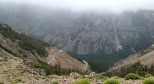 The Beartooth Highway Is 68 Miles Of White Knuckle Driving In Wyoming That's Not For The Faint Of Heart