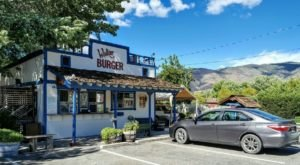 Order Some Of The Best Burgers In Northern California At Walker Burger, A Ramshackle Hamburger Stand