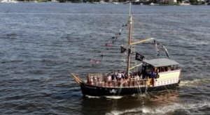 New Jerseyans Can Sail On A Pirate Ship Along The Metedeconk River This Summer