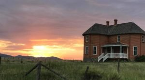 A Day Trip To The Historic Townsite Of Chesterfield, Idaho Will Take You Back To A Bygone Era