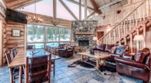 We Found The Perfect Cabin Retreat In Montana, And You Won't Want To Leave
