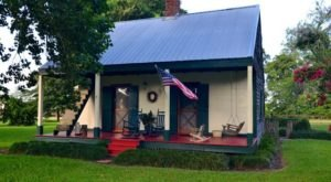 Get Away From It All With A Stay In A Century-Old Acadian Cabin Near New Orleans
