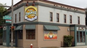 People Drive From All Over Ohio To Try The Chili Dogs At Tony Packo's Cafe
