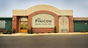 Feast On Outrageous Burgers In The Middle Of Nowhere At Iowa's Pub At The Pinicon
